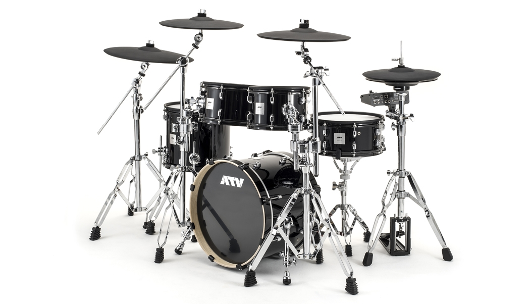 Setup | Electronic Drums aD5 | Drums | Products | Innovation
